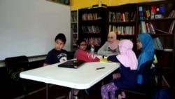 Rohincalı uşaqlara ABŞ-da tədris proqramı təşkil edilir