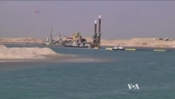 Egypt's Suez Canal Dreams Tempered by Continued Unrest