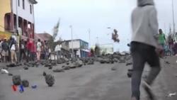Hali ya maandamano mjini Goma huko DRC ambapo waandamanaji wanapinag kuendelea kwa Rais Kabila kuwepo madarakani