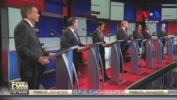Republicans Clash Over Foreign Policy and Each Other in Debate