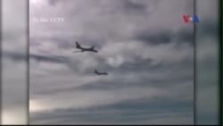 Không quân Trung Quốc tập trận ở phía tây Thái Bình Dương