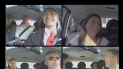 Thủ tướng Na Uy lái taxi phục vụ người dân