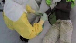 شیوع بیماری ابولا در غرب آفریقا