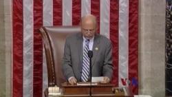 美众院决议起诉总统 史无前例