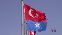 Turkiga oo Saldhig Militari ka Furtay Muqdisho