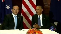 VOA连线:奥巴马:朝鲜放人不代表美朝开启谈判