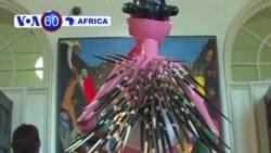 Manchetes noticiosas africanas