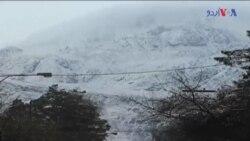 بلوچستان میں بارش و برفباری
