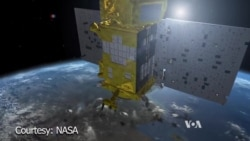 US Space Agency Keeping Watch on Earth's Health