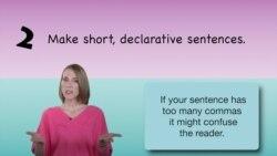 Everyday Grammar: Commas (쉼표는 어떨 때 쓸까?)