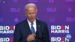 Eleições Americanas: Joe Biden também vai Kenosha