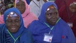 An Horas Da Matan Da Suka Rasa Mazajensu A Rikicin Boko Haram Da 'Yan Gudun Hijira Kan Sana'o'in Dogaro Da Kai