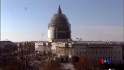 2014-12-13 美國之音視頻新聞: 參院推遲就美國政府預算進行表決
