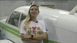 «ОНА»: летный инструктор. Небо, самолет, сын