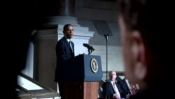 Obama Welcomes New Citizens, Calls for Rejection of 'Hatred and Bigotry'