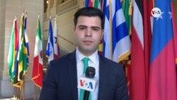 Representante de Guaidó se estrena en la OEA
