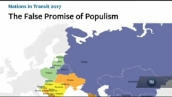 """Час-Time: """"Дім Свободи"""" назвав Україну світлою плямою в регіоні"""