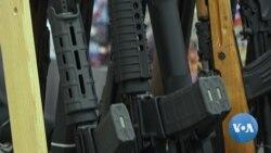 US Gun Sales Booming