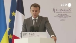 Marcon amikitisi mpe andimi mokumba ya France na Kigali