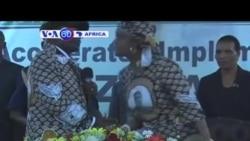 Dandalin VOA: An Zabi Shugaba Robert Mugabe A Matsayin Shugaban Jam'iyya Mai Mulki, Zimbabwe, Disamba 08, 2014