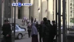VOA60 Afirka: Kotu Tabada Umarnin Sake Sauraron Shari'ar Wakilan Al-jazeera, Janairu 01, 2015