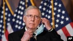 Kreu republikan në Senat, Mitch McConnell
