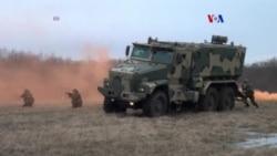 Rusia entrenamiento militar