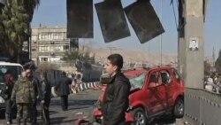 人權組織﹕大馬士革爆炸造成至少83人死亡