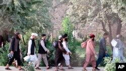 اعضای آزاد شده طالبان از زندان های افغانستان، آرشیو