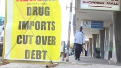 Medical Drugs Hit Zimbabwe's Black Market