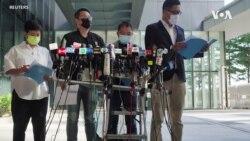 香港53名泛民主派人士被捕