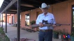 AQSh-Meksika chegarasi va kontrabandachilar