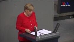 Merkel: 'AB Liderlerine Müzakereleri Durdurun Çağrısı Yapacağım'