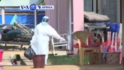 VOA60 Afirka: Ansami Mutum na Biyu Data Mutu da Cutar Ebola, Mali, Nuwamba 12, 2014