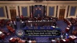 美国国会以罕见的两党合作结束2015年会期