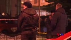 普京稱聖彼德堡爆炸是恐怖主義行為 (粵語)