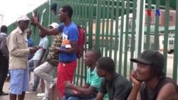 Zimbabué, jovens esperançados em Mnangagwa