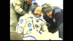 Amerikalı Astronot Scott Kelly Dünya'ya Döndü