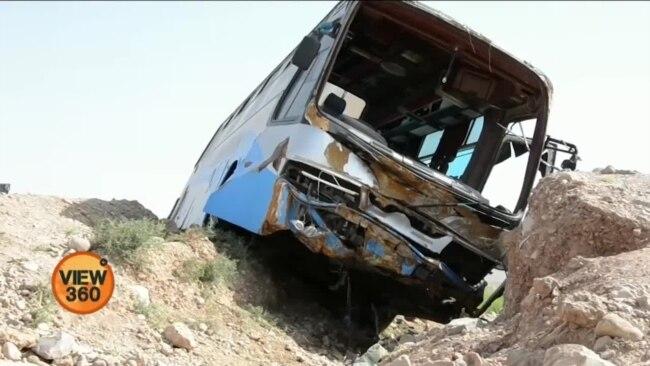 مسافر بسوں کی تیز رفتاری روکنے کا نیا طریقہ