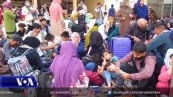 Kaosi shoqëron përpjekjet e evakuimit në Kabul