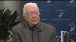 Миротворець Джиммі: чому президент-демократ Картер закликає подружитися з новою адміністрацією. Відео