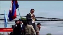 Campuchia kết án lãnh đạo đối lập 5 năm tù về tranh chấp biên giới với VN