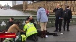 Khủng bố ở Anh, ít nhất 4 người chết
