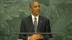 Obama at UNGA on Corruption, Transparency