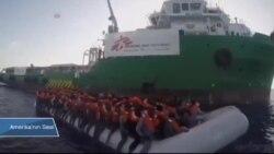 İtalya'ya Libya Üzerinden Mülteci Geçişleri Artıyor