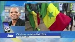 Washington Forum du jeudi 28 juin 2018: A quand la Coupe du Monde pour l'Afrique?