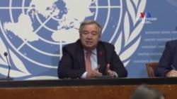 ՄԱԿ-ի գլխավոր քարտուղարի պաշտոնը շուտով կստանձնի Պորտուգալիայի նախկին վարչապետը