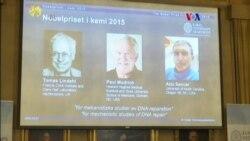 Galardonados del Premio Nobel de Química