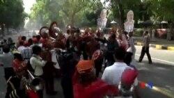 2014-05-16 美國之音視頻新聞: 印度執政黨國大黨承認敗選
