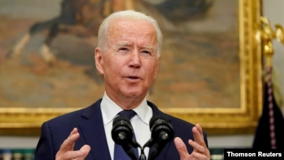 Presidenti Joe Biden